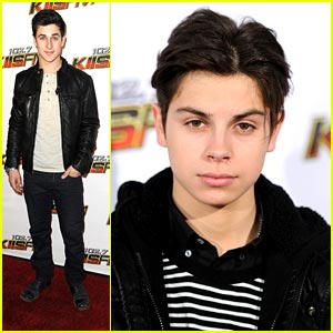 David Henrie & Jake T. Austin: Jingle Ball 2011