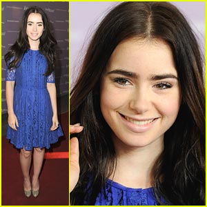 Lily Collins: Power 100 Breakfast