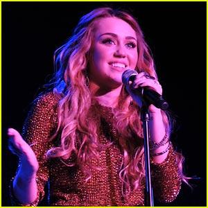 Miley Cyrus: Trevor Live! Lady