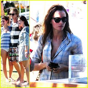 Tom Felton: Miami with Jade Olivia!