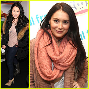 Alexa Vega: Sundance Suite-heart