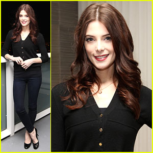 Ashley Greene: Ted Gibson Gal
