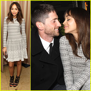Ashley Madekwe Meets Rachel Zoe!