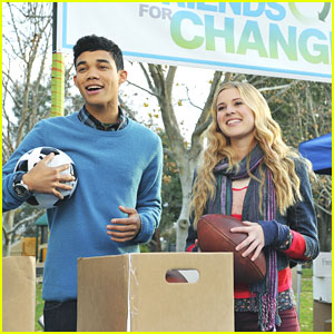 Caroline Sunshine & Roshon Fegan: Friends For Change Expansion!