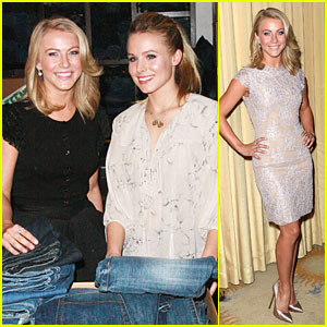 Julianne Hough: 'Footloose' on DVD March 6th!