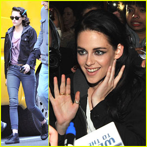 Kristen Stewart: 'Vanity Fair' Shoot in Paris!