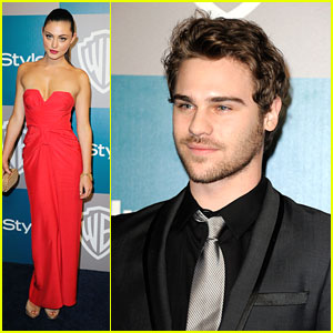 Grey Damon on Phoebe Tonkin: 'She's A Bright Girl'