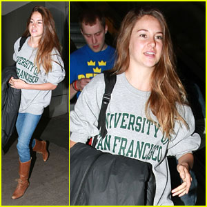 Shailene Woodley: 'I Fell In Love with The Descendents'