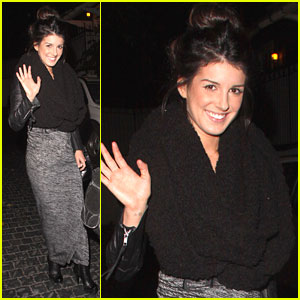 Shenae Grimes: No Place Like Home