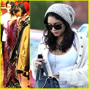 Vanessa Hudgens: Beverly Hills Beauty