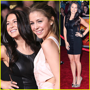 Alexa Vega: 'John Carter' Premiere with Makenzie!