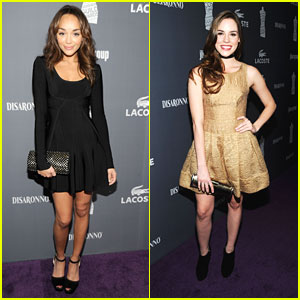 Ashley Madekwe: Costume Designers Guild Awards with Christa B. Allen