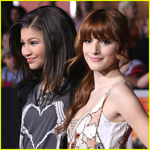 Bella Thorne & Zendaya: 'John Carter' Cuties