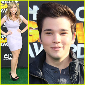Jennette McCurdy: Hall of Game Awards with Nathan Kress!