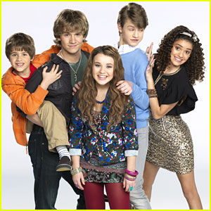 Madison Pettis: 'Life With Boys' Coming to Nickelodeon!