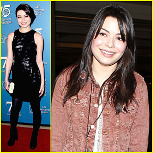 Miranda Cosgrove: Van Halen Hottie