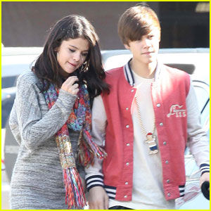 Selena Gomez & Justin Bieber: Sushi on Saturday