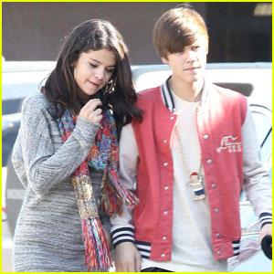 Selena Gomez & Justin Bieber: Sushi on Saturday