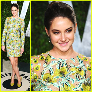 Shailene Woodley: Vanity Fair Oscar Party
