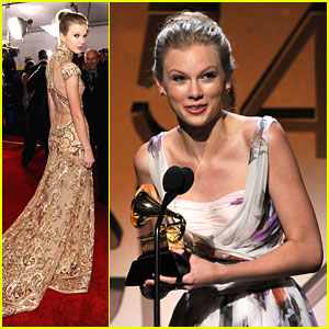Taylor Swift - Grammy Awards 2012