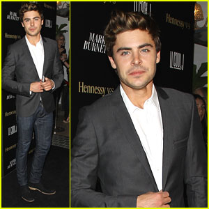 Zac Efron: 'Thousands of Calories' for 'The Lucky One'