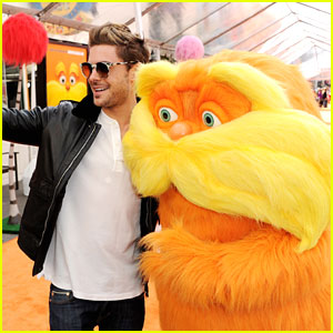 Zac Efron: 'Dr. Seuss' The Lorax' Premiere!