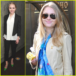 AnnaSophia Robb is an 'Intruder'