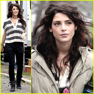 Ashley Greene: 'Americana' in Brooklyn