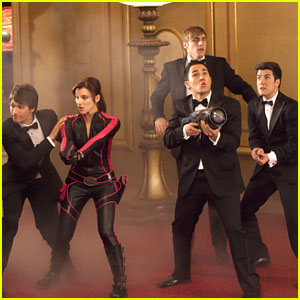Big Time Rush: New 'Big Time Movie' Stills!