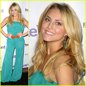 Cassie Scerbo: LuxeYard Lady