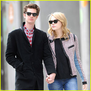 Emma Stone & Andrew Garfield: Kids Choice Awards Attendees!