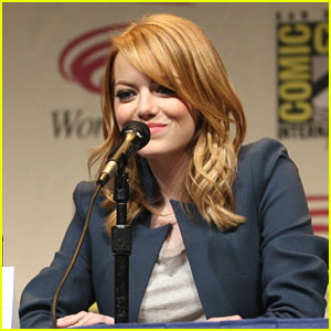 Emma Stone: WonderCon Woman