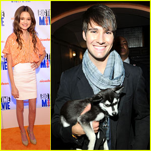 James Maslow's 'Big Time Movie' Date: Fox!