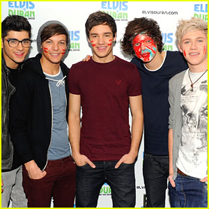 One Direction: Cake Faces!