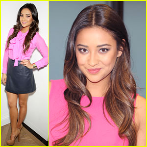 Shay Mitchell: Seventeen Prom Signing!