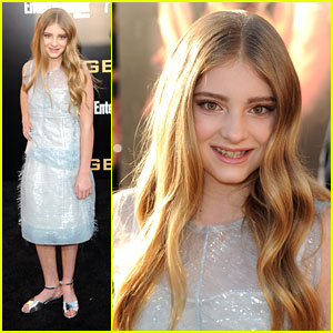 Willow Shields: 'The Hunger Games' Premiere