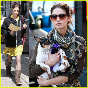 Ashley Greene Shares 'Americana' Fashion Tricks