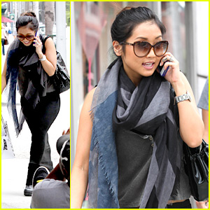 Brenda Song: Beverly Hills Shopper