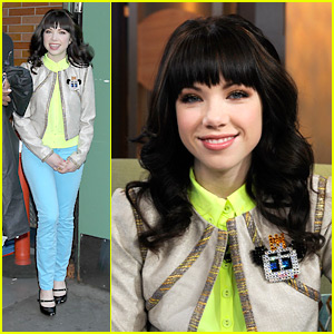 Carly Rae Jepsen: Good Morning, America!
