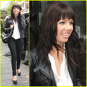 Carly Rae Jepsen: 'Call Me Maybe' Was An Experiment