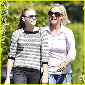 Chloe Moretz: Starstruck by Michelle Pfeiffer!
