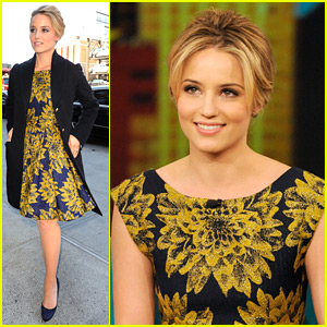 Dianna Agron: Quinn's Accident on 'Glee' Was Real for Mom