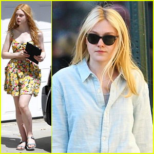 Elle Fanning: Music Lesson Lady