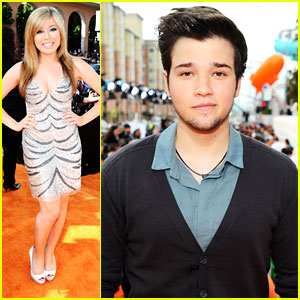 Jennette McCurdy: Fave Sidekick at Kids Choice Awards 2012!