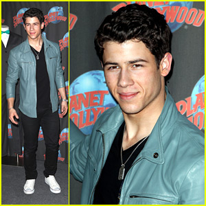 Nick Jonas is 'Open' To Guest Starring on 'Glee'