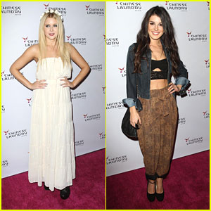 Shenae Grimes: Chinese Laundry Fashion Denim Launch!