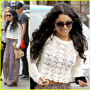 Vanessa Hudgens: Artisan Cheese Gallery Girl