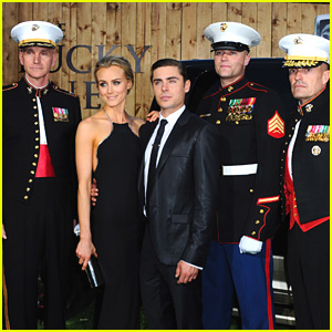 Zac Efron: 'The Lucky One' Premiere in Los Angeles!
