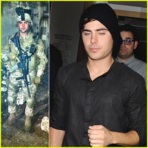 Zac Efron: Nobu Night Out in London