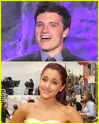 Are Josh Hutcherson and Ariana Grande Dating?